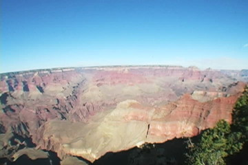 Grand Canyon Pan Left
