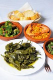 Tapas selection, Spain © Arena Photo UK