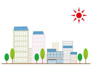 太陽光発電(オフィス)