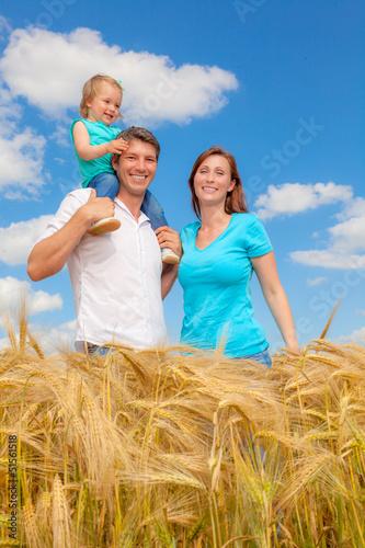 landschaft familie