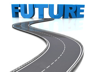road to future