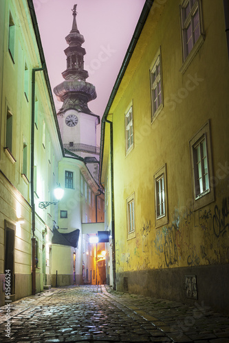 Old Town, Bratislava, Slovakia, Europe