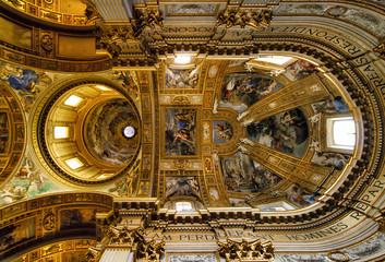 Ceiling of the Sant'Andrea della Valle