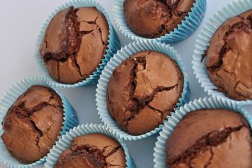 Brownie Muffins