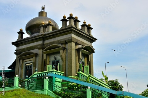 Habib Noh Muslim mystic shrine Singapore