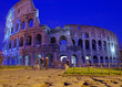 Night Colosseum