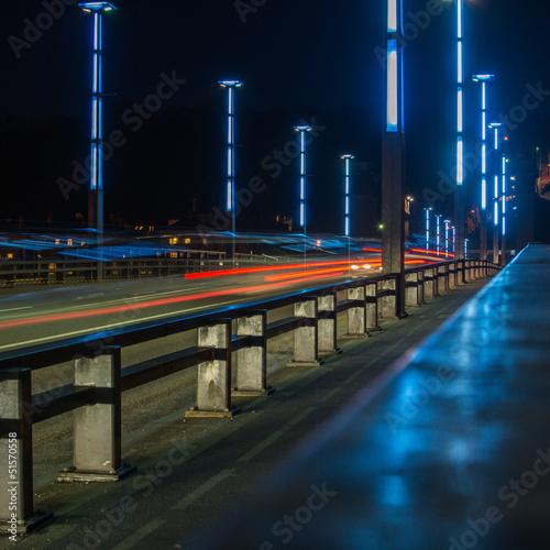 Vytautas the Great Bridge in Kaunas