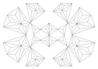 Nokta üçgen çizim