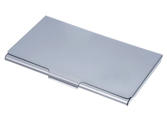 card holder isolated on white background