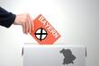In Bayern wird gewählt