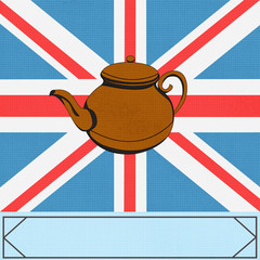 The Great British Tea Pot