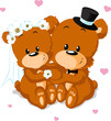 bear wedding