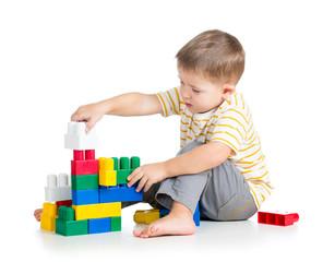 child boy playing