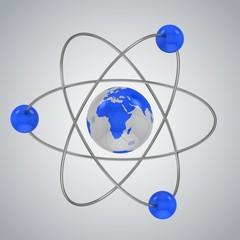 Peace atom