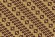 indonesian native - batik pattern