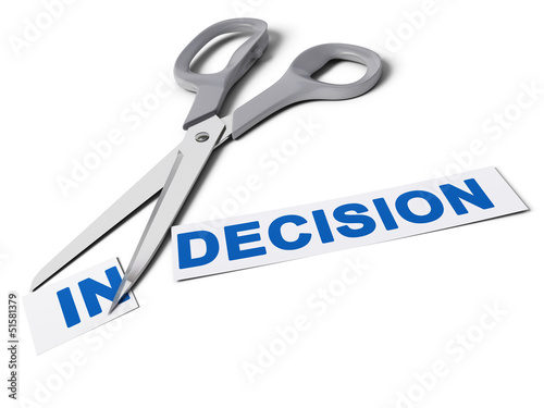 Decision Maker, Decisive Choice