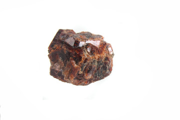 natural pyrope garnet minerals (gems)