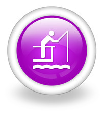 "Violet Icon ""Fishing Pier"""
