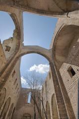 Palermo, in Sicily. Chiesa dello Spasimo.