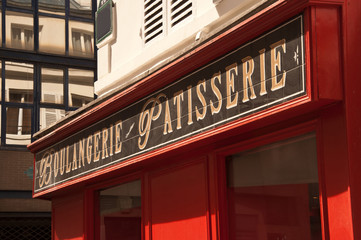 pâtisserie traditionnelle à Montmartre/Paris
