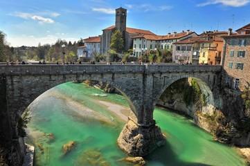 ponte del diavolo cividale italia