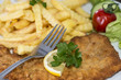 Wiener Schnitzel with Chips