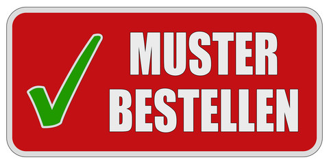 CB-Sticker rot eckig oc MUSTER BESTELLEN