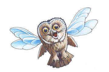 Owlet-elf