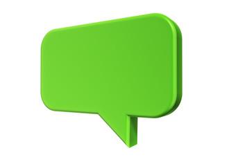 Sprechblase, Konzept Kommunikation