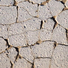 cracked road texture