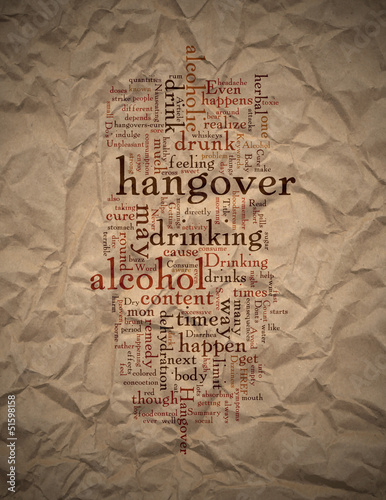 Hangover is there any herbal remedy that cure it