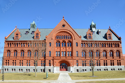 The Williams Science Hall, University of Vermont, Burlington