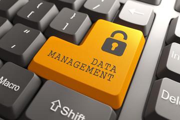 Infomation Management Concept.