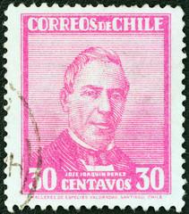 Jose Joaquin Perez (Chile 1931)