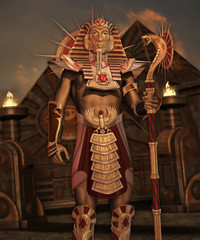 Fantasy Ancient Egyptian