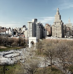 Washington Square Park in New York CIty