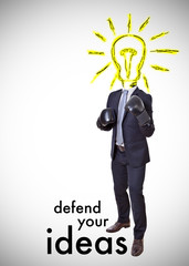 defend your ideas
