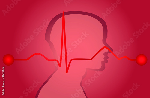Medical Background Vector Men