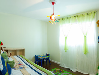 Childrens room interior design