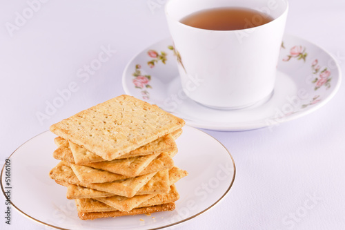 Wholewheat Crackers.