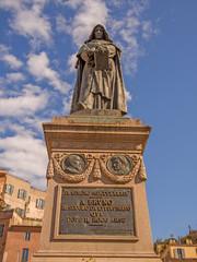 Statua di Giordano Bruno