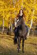 Horsewoman