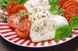 Insalata caprese - Caprese salad