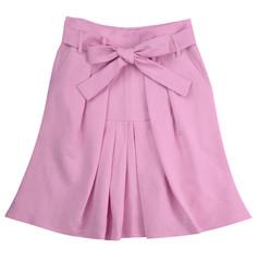 fashion skirt isolated on white