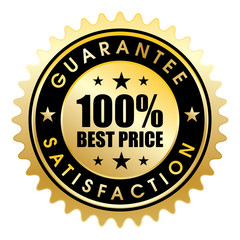 Best Prize Satisfaction Guarantee_Black Gold