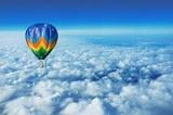 Fototapety hot air balloon