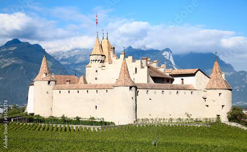 Chateau d'Aigle