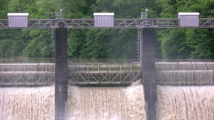 Technical dam