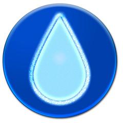 Frozen drop icon