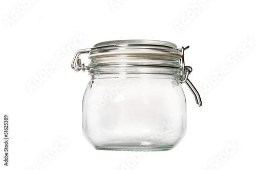 Clear Tub Container